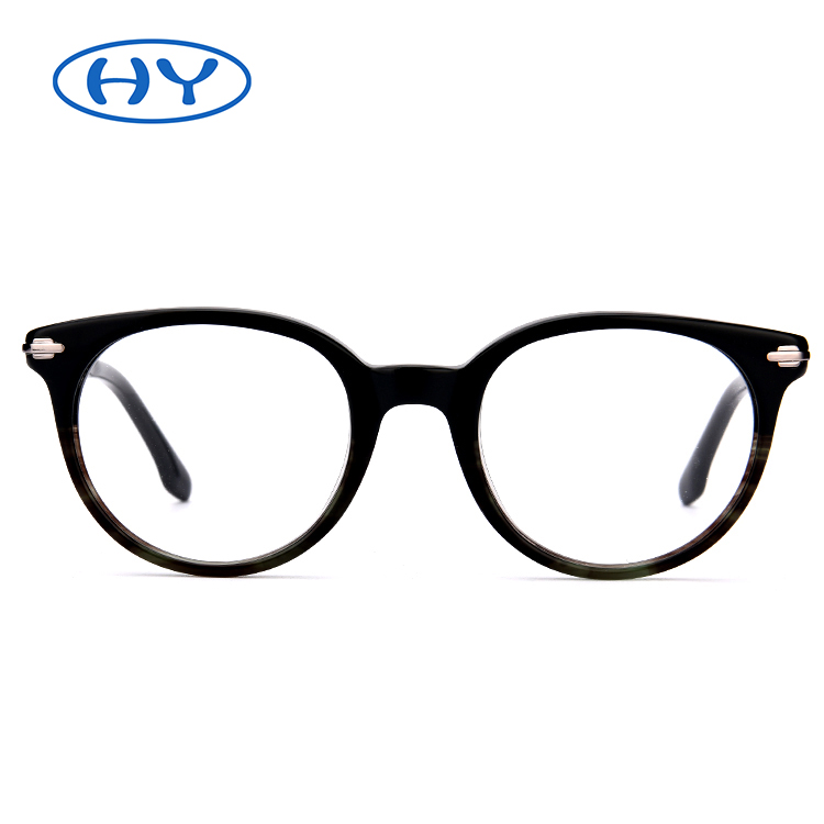 Factory custom made fashionable style frame glasses